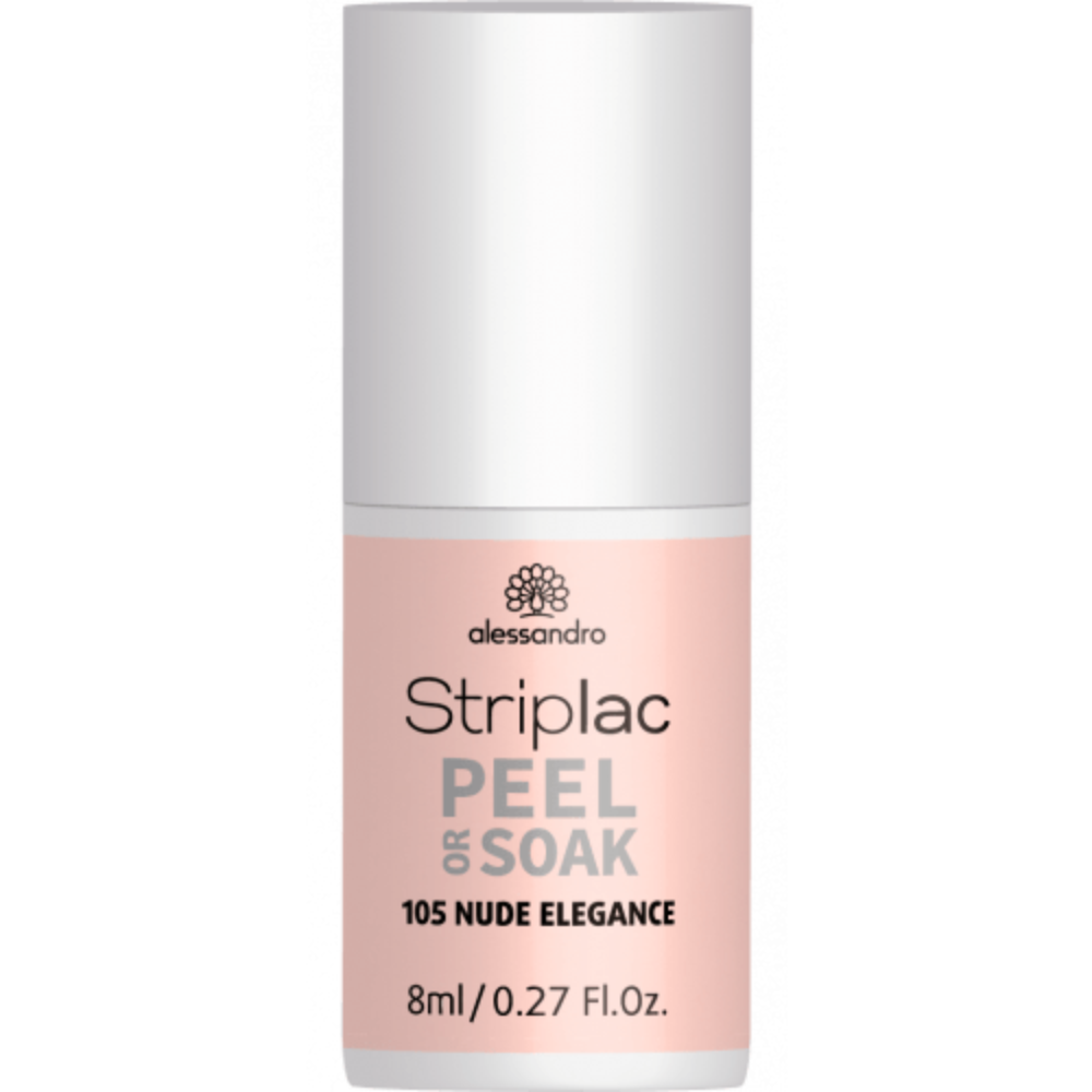 Striplac Peel or Soak Nude Elegance 8ml